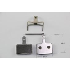 Колодки для Shimano BR-M485 semi-metall Al