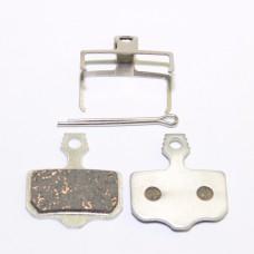 Колодки для AVID Elixir semi-metall Al