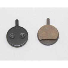 Колодки для CMD-8 semi-metall