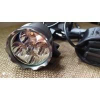 Ліхтарик WasaFire 5x CREE XM-L T6 Bicycle Lights 6000 Lumen Bike Front Light Headlight Lamp