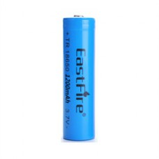 Аккумулятор EastFire, 18650, 1200, 3.7